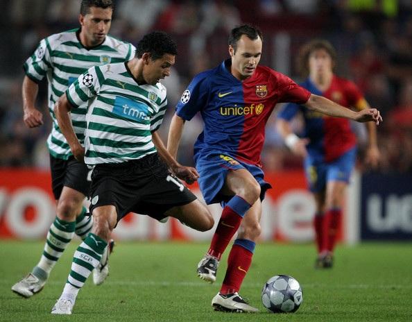 Sporting Lisbon luôn gặp nhiều khó khăn khi gặp các đội bóng Tây Ban Nha