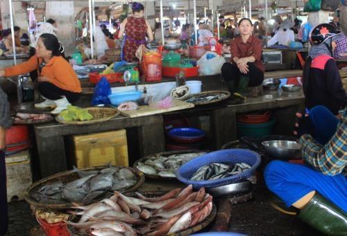 Nhiều loại hải sản được khuyến cáo không nên sử dụng (Ảnh minh họa: Nguyễn Tuyền)