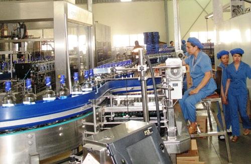 Sản xuất rượu vodka ở Halico