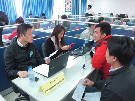Từ 16-19/8, tại Hà Nội: Tiếp nhận lao động đăng ký thi tiếng Hàn - 1