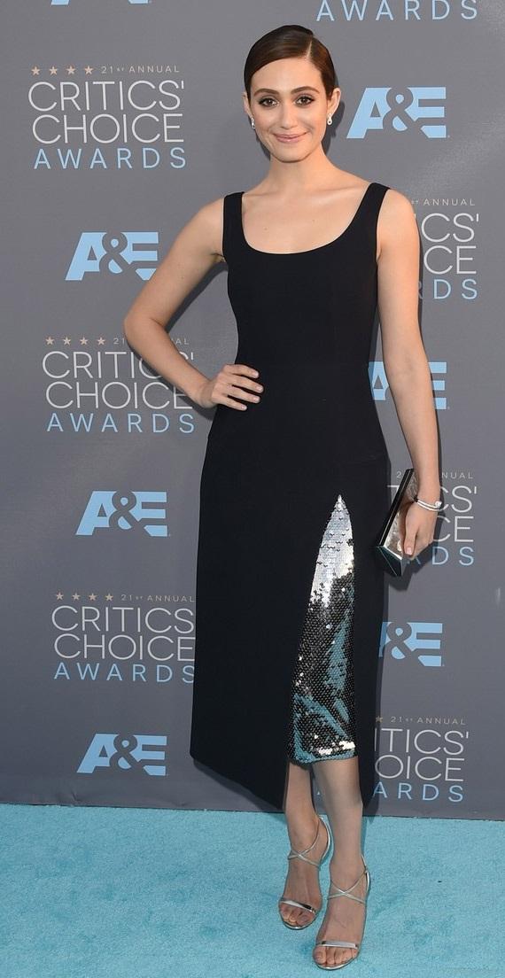 Nữ diễn viên Emmy Rossum