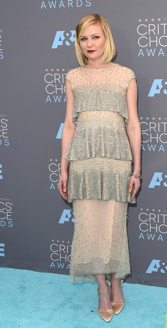Ngôi sao điện ảnh Kristen Dunst