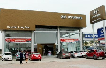 Hyundai Long Biên khẳng định thương hiệu uy tín - 1