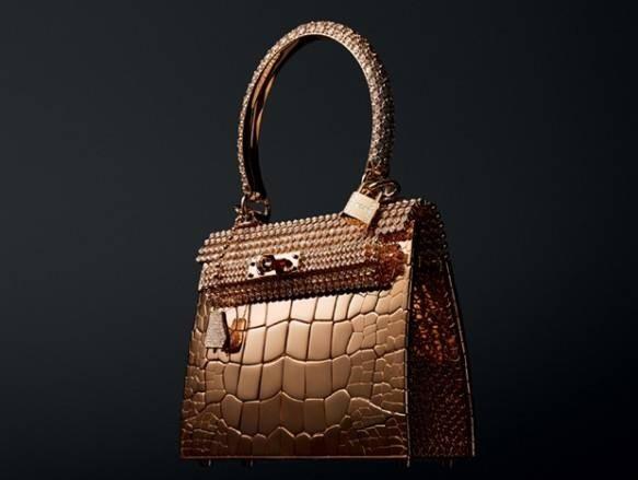 Chiếc túi Kelly Hermes đáng giá 2 triệu USD.
