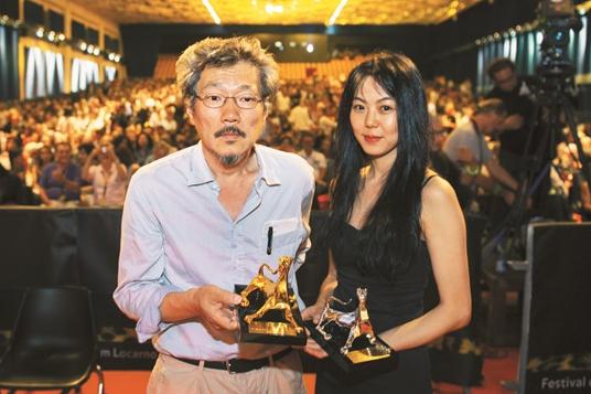 Kim Min Hee và đạo diễn Hong Sang Soo - đôi tình nhân tội lỗi của làng giải trí xứ Hàn.