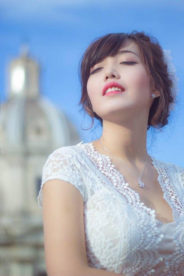 Nữ thạc sĩ 9X tươi tắn giữa ánh nắng trong veo thành Rome - 6
