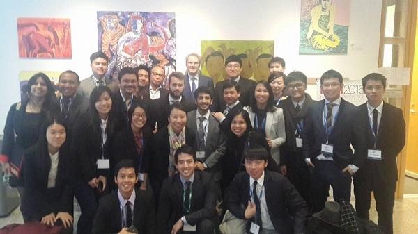"""""""Thủ lĩnh"""" 9X kể chuyện hội thảo """"vấn đề nóng châu Á"""" ở ĐH Harvard - 4"""
