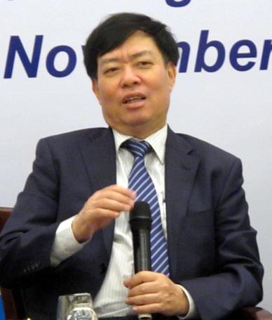 Thứ trưởng Phạm Minh Huân