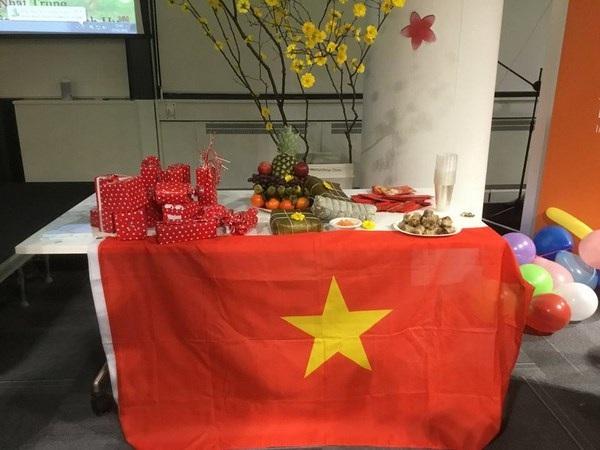 DHS Việt khắp thế giới hướng về quê nhà, hân hoan phút giao thừa - 2
