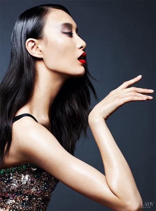 """Trần Quán Hy bị bắt gặp """"khóa môi"""" thiên thần Victoria's Secret - 6"""