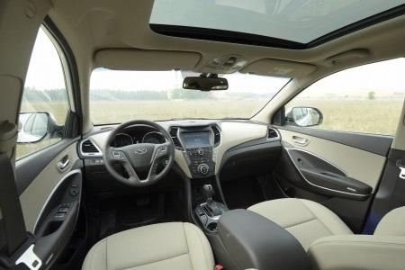 Hyundai SantaFe 2016 - Những thay đổi tinh tế - 4