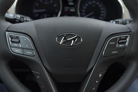 Hyundai SantaFe 2016 - Những thay đổi tinh tế - 8