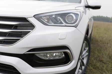 Hyundai SantaFe 2016 - Những thay đổi tinh tế - 9