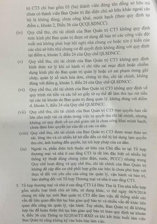 """UBND quận Nam Từ Liêm ra """"tối hậu thư"""" cho chủ đầu tư """"chây ỳ"""" trả phí bảo trì chung cư - 2"""