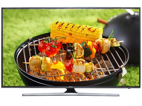 Samsung 40JU6400 với thiết kế trang nhã, độ phân giải 4K UHD cộng với SmartTV