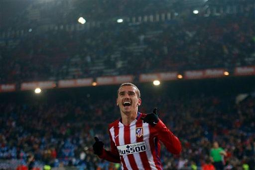 Atletico Madrid muốn giữ chân Griezmann đến năm 2020