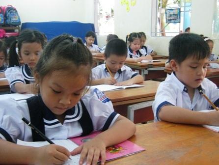 Học sinh sợ làm bài tập dịp Tết - 1
