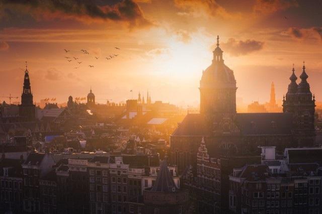 Những bức ảnh đẹp mê hồn ở vùng đất thần tiên Hà Lan - 8
