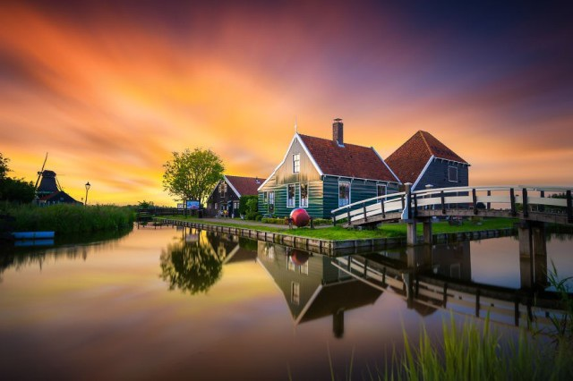 Những bức ảnh đẹp mê hồn ở vùng đất thần tiên Hà Lan - 10