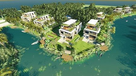 Thành phố Sinh thái Năm Sao (Five Star Eco City) là dự án khu đô thị sinh thái đang thu hút nhiều nhà đầu tư quan tâm hiện nay