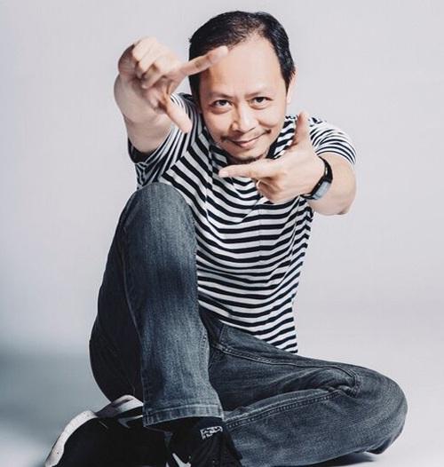Đạo diễn Phạm Hoàng Nam