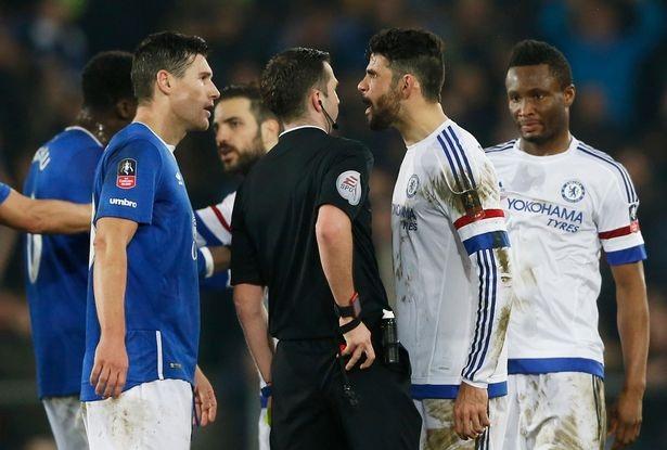 Gareth Barry phủ nhận việc bị Diego Costa cắn - 3