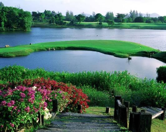 Đánh golf ở hòn đảo lớn nhất Thái Lan - 3