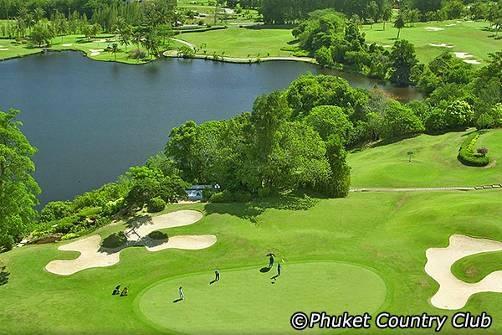 Đánh golf ở hòn đảo lớn nhất Thái Lan - 4