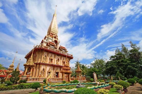 Đánh golf ở hòn đảo lớn nhất Thái Lan - 7