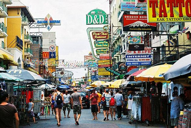 14 địa điểm du lịch hút khách nhất ở Bangkok (phần 2) - 4
