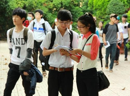 9 trường đại học phía Bắc tham gia tuyển sinh theo nhóm - 1