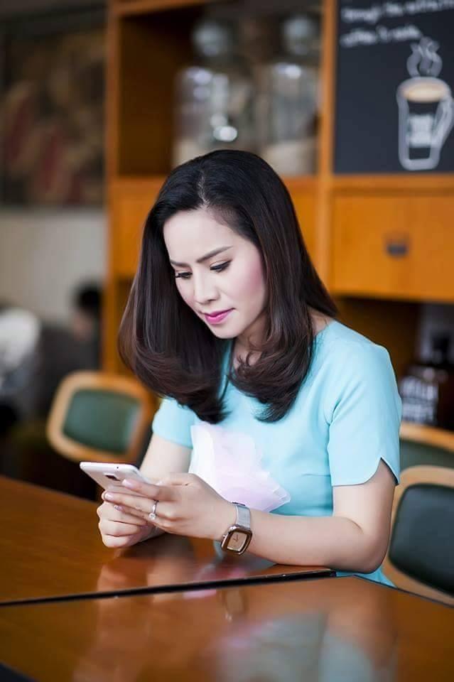 Nữ doanh nhân Hoài Chu hạnh phúc khi được đồng hành cùng nhan sắc Việt - 2