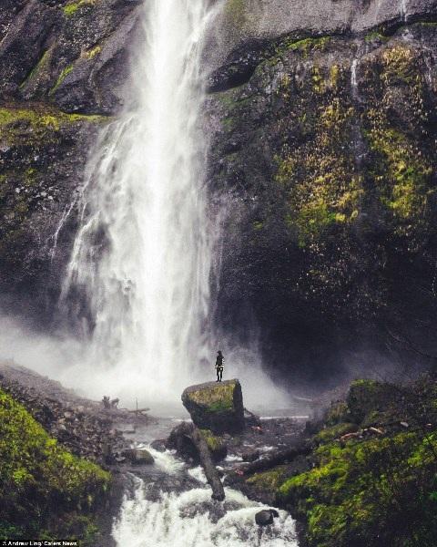 Khi con người cô độc giữa thiên nhiên hùng vĩ - 9
