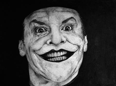 """""""Nụ cười Joker"""" đã trở thành biểu tượng của màn ảnh Mỹ"""