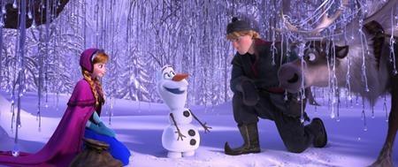 """""""Frozen"""" (2013) tuy được thống kê là phim hoạt hình đạt doanh thu cao nhất lịch sử nhưng nếu điều chỉnh theo lạm phát, bộ phim của """"Nữ hoàng băng giá"""" chỉ thu về 427 triệu đô la trên thị trường Bắc Mỹ."""
