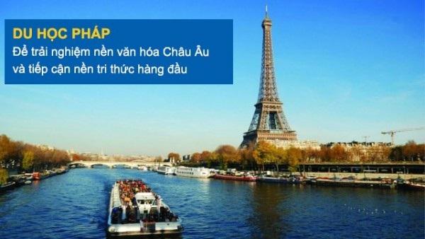 Du học Châu Âu chi phí thấp – Cho tỉ lệ Visa cao - 1