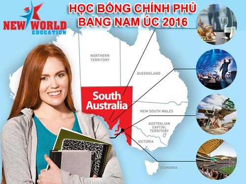 Học bổng danh giá từ chính phủ bang Nam Úc 2016 dành cho sinh viên Việt Nam - 3