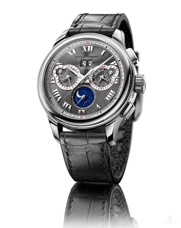 Những mẫu đồng hồ xa xỉ mới nhất dành cho đàn ông nơi công sở - 5