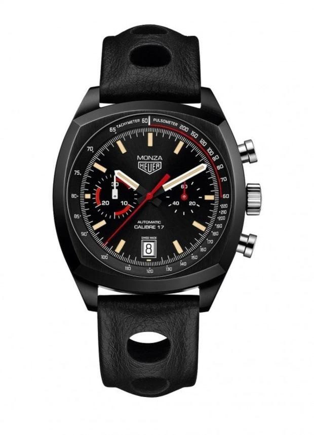Những mẫu đồng hồ xa xỉ mới nhất dành cho đàn ông nơi công sở - 7