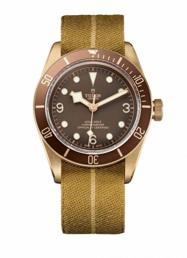 Những mẫu đồng hồ xa xỉ mới nhất dành cho đàn ông nơi công sở - 9