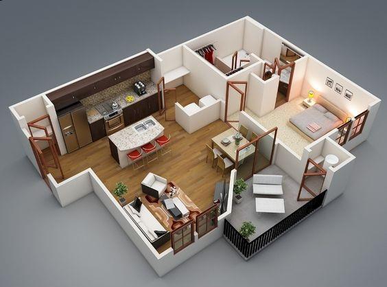 Những thiết kế nhà ở tiện dụng mà gia đình Việt không thể bỏ qua - 2