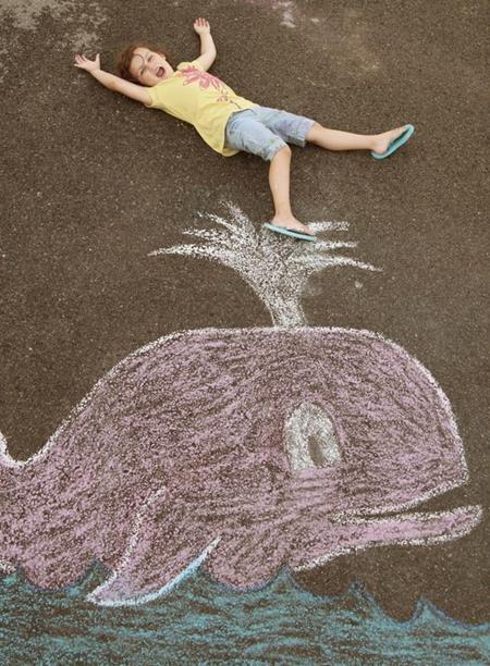 Chơi đùa với cá heo mà không sợ ướt