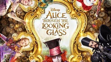 """""""Alice in Wonderland: Through the looking glass"""" là bộ phim được chuyển thể từ cuốn sách cùng tên của Lewis Carroll và là phần tiếp theo của bộ phim phát hành năm 2010, """"Alice in Wonderland"""". Vẫn với dàn diễn viên quen thuộc như Mia Wasikowska, Johnny Depp, Helena Bonham Carter và Anne Hathaway, câu chuyện về nàng Alice xinh đẹp chắc chắn sẽ lại tiếp tục khiến cho khán giả phải say mê theo dõi."""