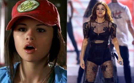 """Nổi danh nhờ loạt phim """"Wizards of Waverly place"""", giờ đây Selena Gomez đã """"lột xác"""" với hình tượng sexy, gợi cảm hơn nhiều. Năm ngoái, nữ ca sĩ đã cho ra mắt album thứ hai và hiện đang bận rộn với chuyến lưu diễn """"Revival""""."""