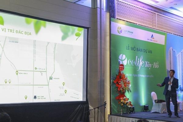 Mở bán thành công dự án EcoLife Tây Hồ - 2