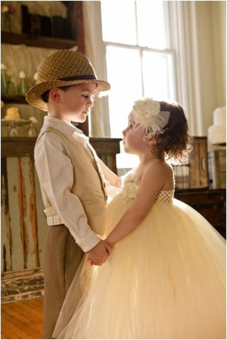 """Trẻ em và suy nghĩ """"bá đạo"""" về cuộc sống hôn nhân - 1"""