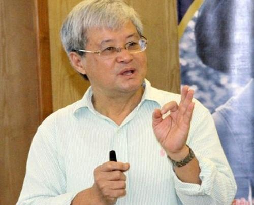 GS.TS Vương Tiến Hòa