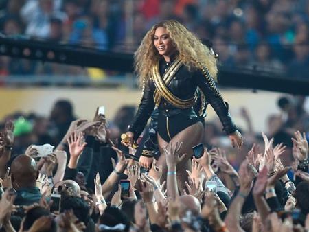 Beyoncé…