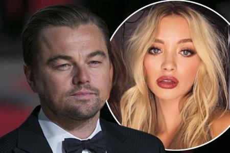 Leonardo đang yêu mê mệt cô bạn gái kém 17 tuổi