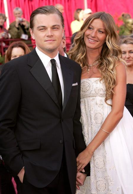 Leonardo DiCaprio từng hẹn hò nhiều người đẹp nổi tiếng như Gisele Bundchen…